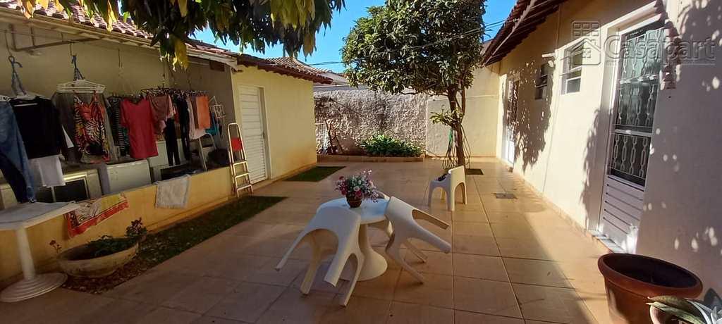 Casa em Campo Grande, no bairro Vila Rica