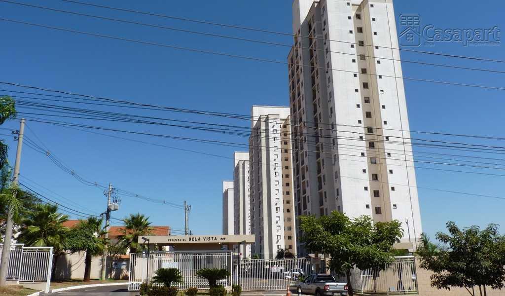 Apartamento em Campo Grande, bairro Parque Residencial Rita Vieira