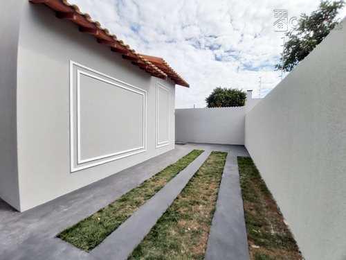 Casa de Condomínio, código 918 em Campo Grande, bairro Vila Santa Luzia