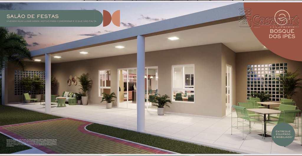 Casa de Condomínio em Campo Grande, no bairro Parque dos Novos Estados