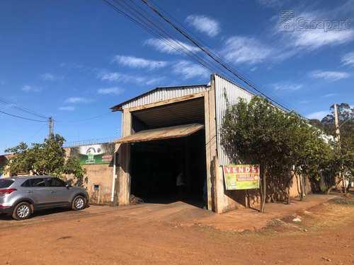 Galpão, código 982 em Campo Grande, bairro Vila Nova Campo Grande