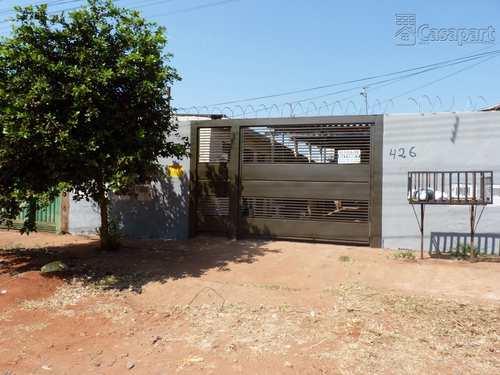 Kitnet, código 987 em Campo Grande, bairro Jardim Colúmbia