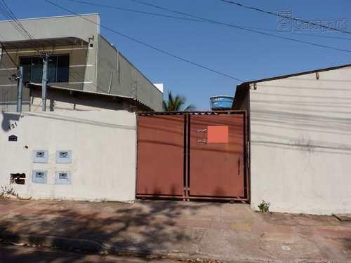Kitnet, código 988 em Campo Grande, bairro Morada do Sossego