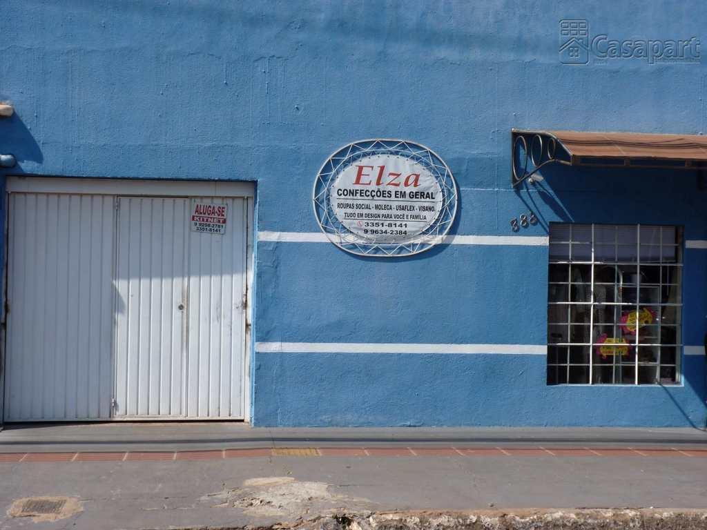 Kitnet em Campo Grande, no bairro Vila Rica
