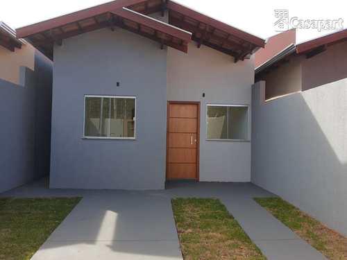 Casa, código 992 em Campo Grande, bairro Jardim Anache