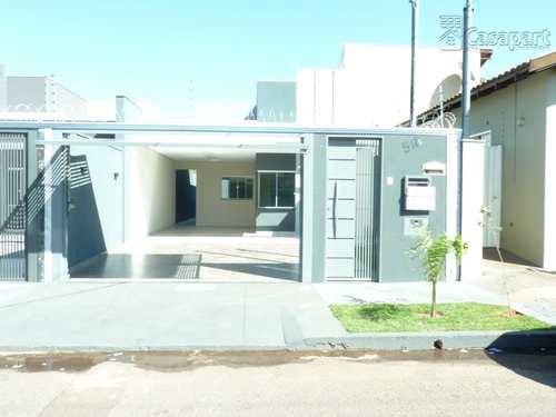 Casa, código 1003 em Campo Grande, bairro Jardim Leblon