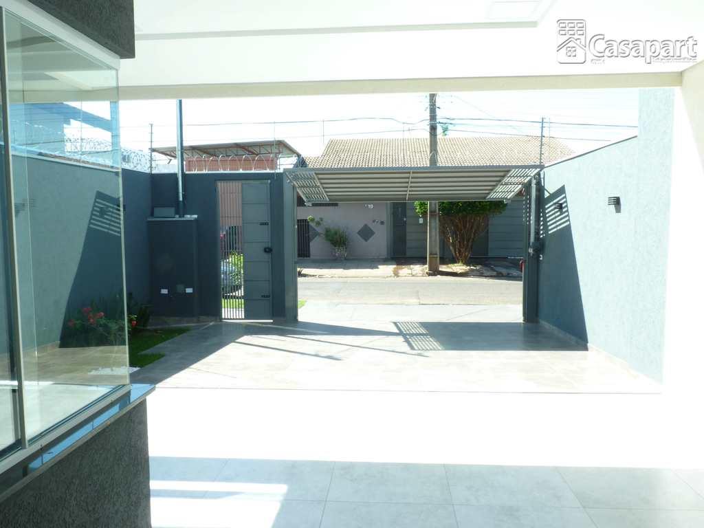 Casa em Campo Grande, no bairro Jardim Leblon