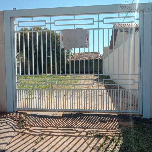 Casa, código 1013 em Campo Grande, bairro Jardim Alto São Francisco