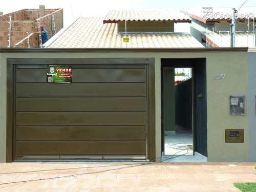 Casa, código 1016 em Campo Grande, bairro Vila Nossa Senhora das Graças