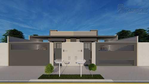 Casa, código 1021 em Campo Grande, bairro Vila Nasser