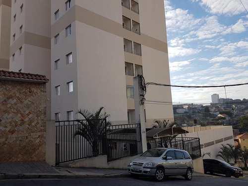 Apartamento, código 3034 em São Paulo, bairro Vila Mazzei