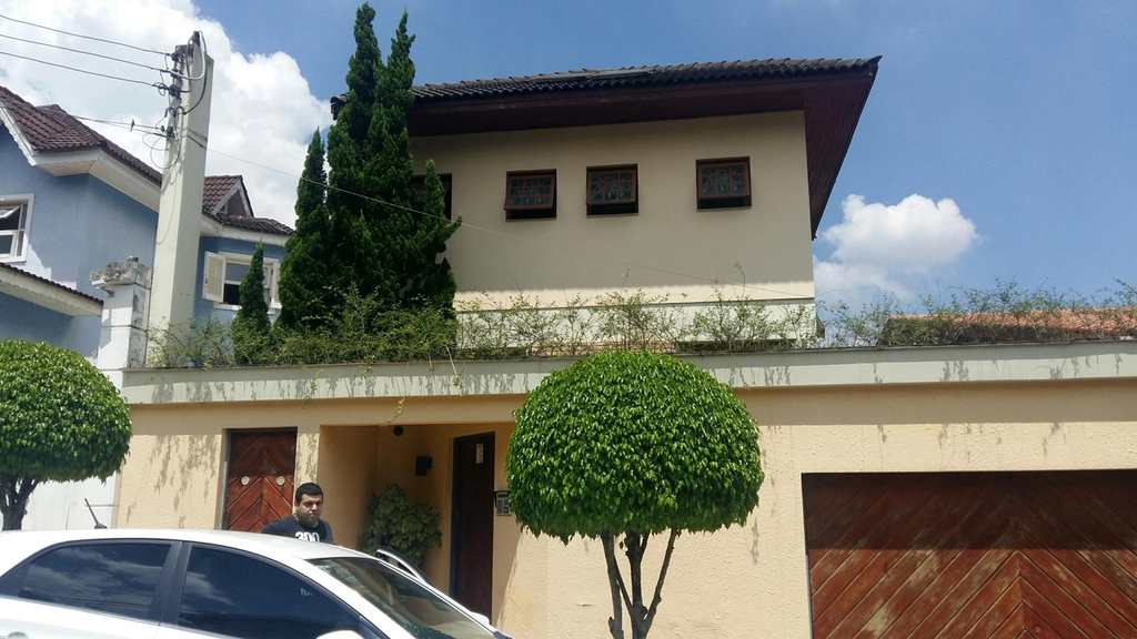 Casa em São Paulo, no bairro Barro Branco (Zona Norte)
