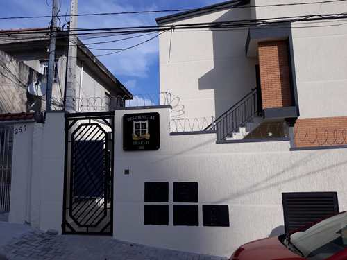 Apartamento, código 3053 em São Paulo, bairro Vila Dom Pedro II