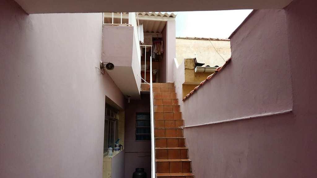 Casa em São Paulo, no bairro Vila Mazzei