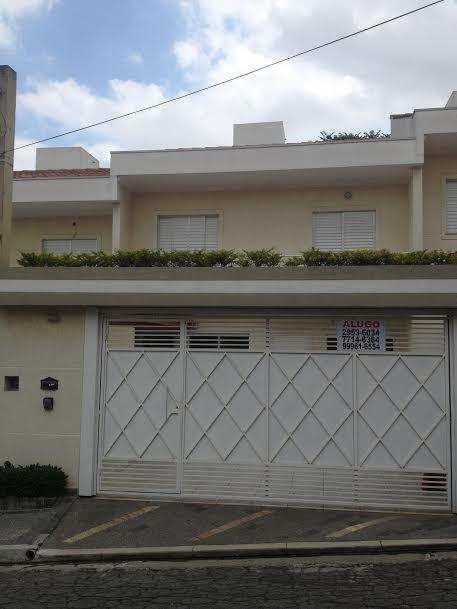 Sobrado em São Paulo, no bairro Vila Nova Mazzei
