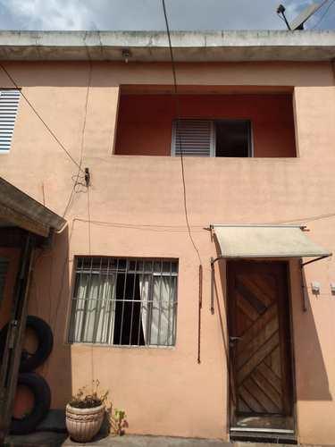 Casa, código 36 em São Paulo, bairro Jardim São Manoel
