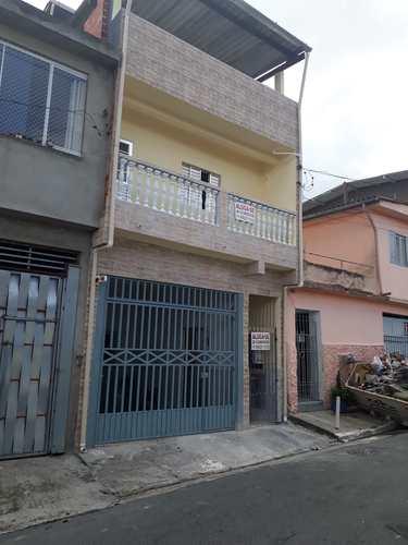 Casa, código 43 em São Paulo, bairro Jardim São Luís