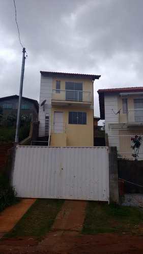 Casa, código 361 em Nova Friburgo, bairro Varginha