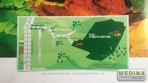 Terreno, código 66 em Niterói, bairro Vila Progresso