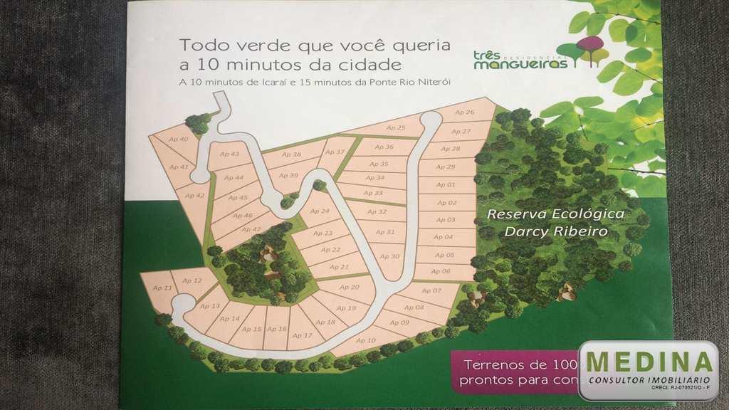 Terreno em Niterói, no bairro Vila Progresso