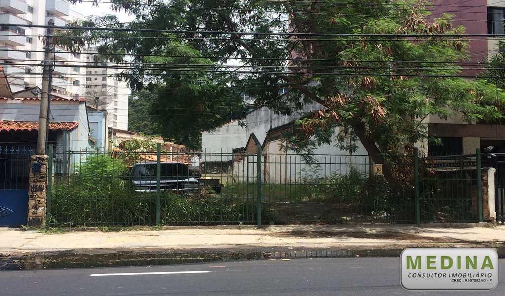 Terreno em Niterói, bairro Icaraí
