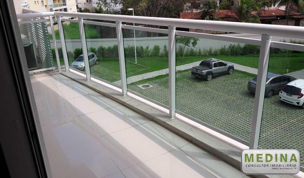 Apartamento em Niterói, bairro Camboinhas