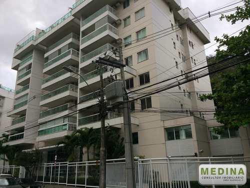 Apartamento, código 177 em Niterói, bairro Charitas