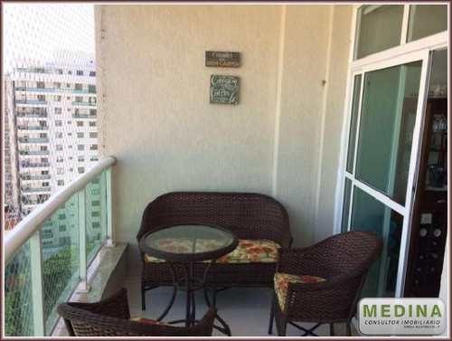 Apartamento, código 180 em Niterói, bairro Santa Rosa