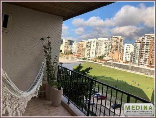 Apartamento, código 189 em Niterói, bairro Icaraí