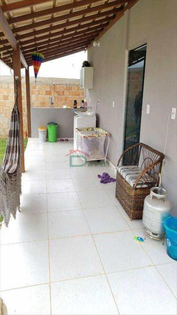 Casa em São João Del Rei, bairro Cidade Verde