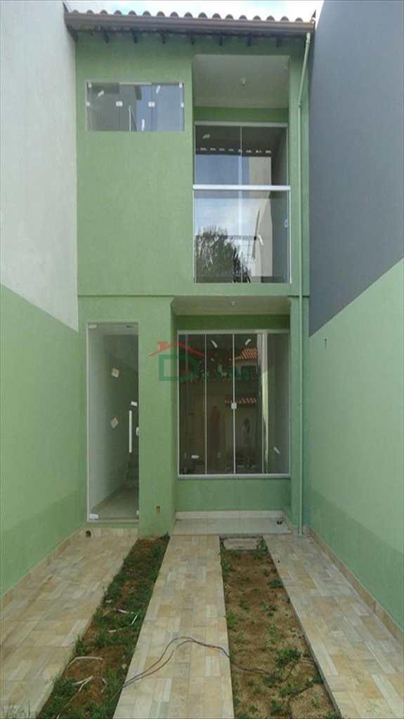 Casa em São João Del Rei, bairro Nascente do Sol (Colônia do Marçal)
