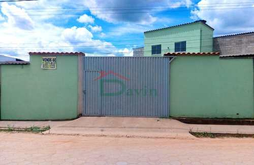 Casa, código 182 em São João Del Rei, bairro Colônia do Marçal