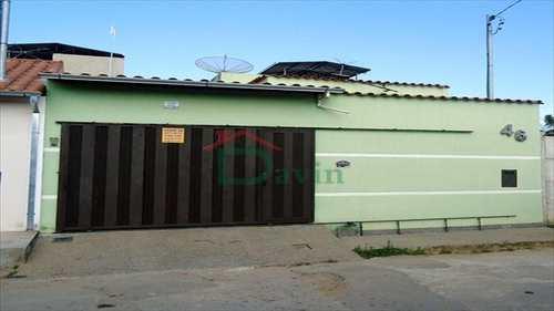 Casa, código 168 em São João Del Rei, bairro Vila do Carmo (Colonia do Marçal)