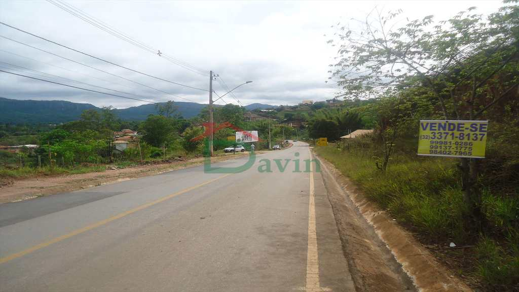 Terreno em Tiradentes, no bairro Centro