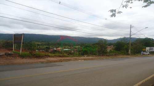 Terreno, código 101 em Tiradentes, bairro Centro