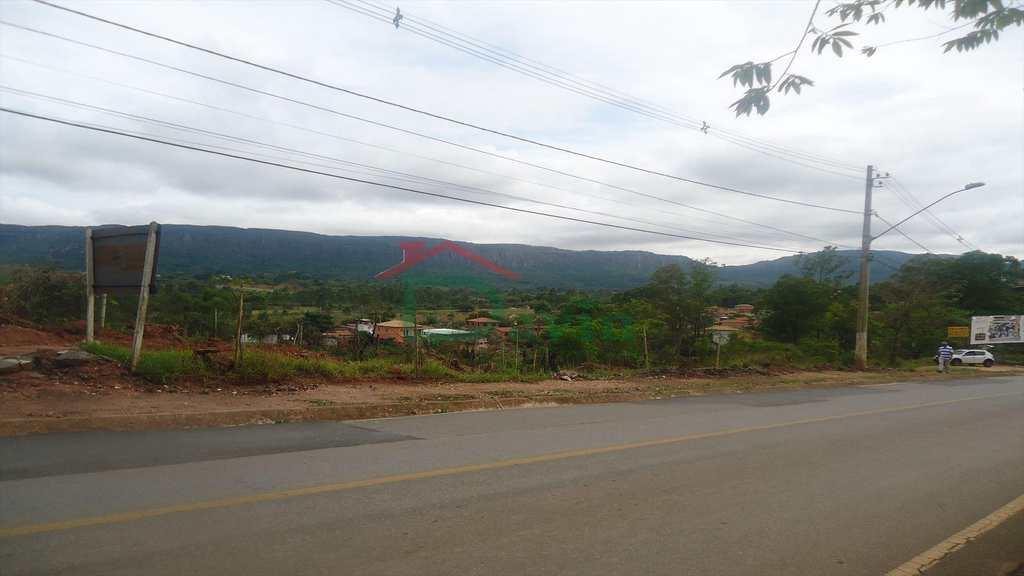 Terreno em Tiradentes, bairro Centro