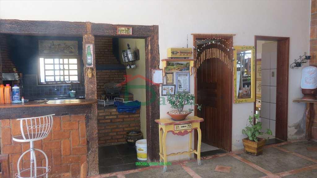 Casa em São João Del Rei, no bairro Recreio das Alterosas (Colônia do Marçal)
