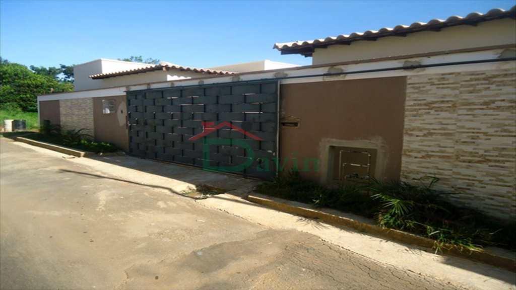 Casa em São João Del Rei, bairro Alto do Maquiné (Colônia do Marçal)