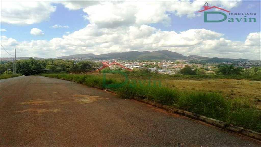 Terreno em São João Del Rei, bairro Fábricas