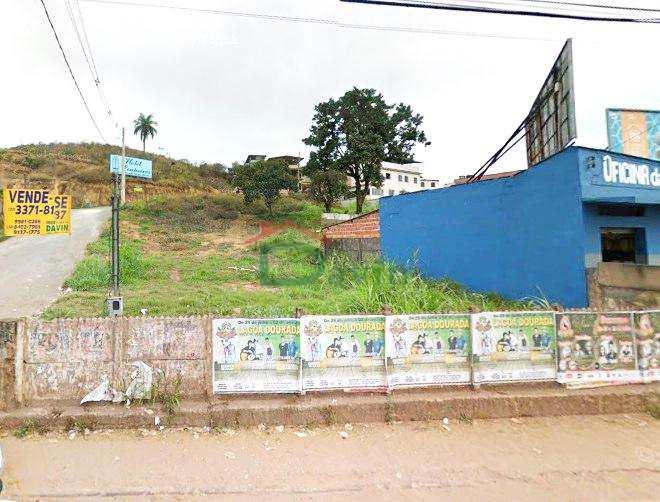 Terreno em São João Del Rei, no bairro Fábricas
