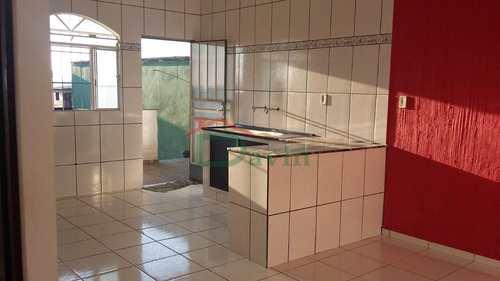 Casa, código 185 em São João Del Rei, bairro Solar da Serra (Colônia do Marçal)