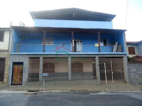 Casa, código 186 em São João Del Rei, bairro São Caetano