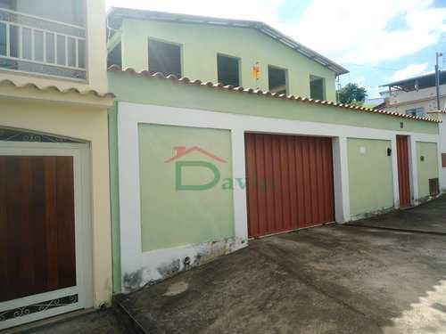 Casa, código 189 em São João Del Rei, bairro Recreio das Alterosas (Colônia do Marçal)