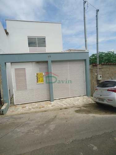 Casa, código 190 em São João Del Rei, bairro Solar da Serra (Colônia do Marçal)