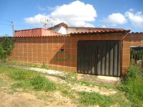 Casa, código 206 em São João Del Rei, bairro Portal Vila Rica (Colônia do Marçal)