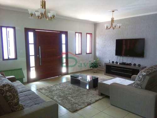 Casa, código 208 em São João Del Rei, bairro Nascente do Sol (Colônia do Marçal)