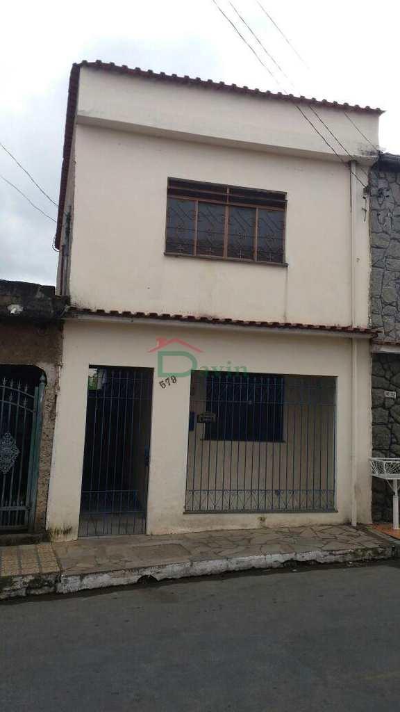 Casa em Santa Cruz de Minas, bairro Centro