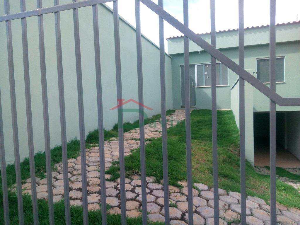 Casa em São João Del Rei, no bairro Jardim América (Fábricas)