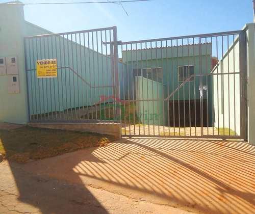 Casa, código 214 em São João Del Rei, bairro Jardim América (Fábricas)