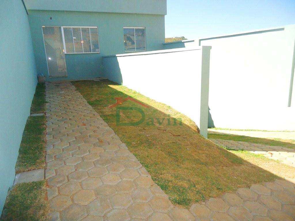 Casa em São João Del Rei, bairro Jardim América (Fábricas)